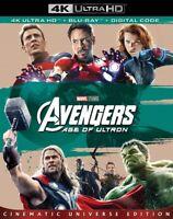 Avengers: Age of Ultron 4K Ultra HD + Blu-ray Robert Downey Jr.