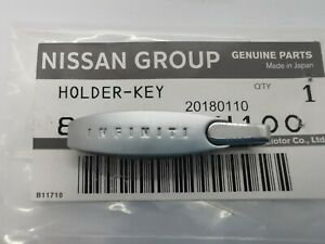 For Infiniti OEM Key Chain Key Ring Key Holder Genuine