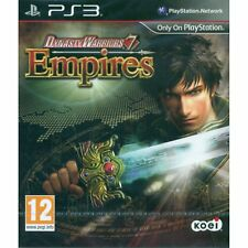 PS3 Games Dynasty Warriors 7 Empires [Used & Very Good]