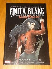 ANITA BLAKE VAMPIRE HUNTER GRAPHIC NOVEL GUILTY PLEASURES VOL-1  9780785125815