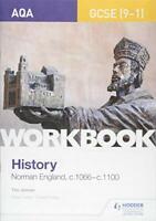 Tim Jenner - AQA GCSE (9-1) History Workbook: Norman England, c1066-c1100