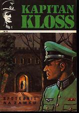 Kapitan Kloss, zeszyt 16, wyd. II - Spotkanie na zamku