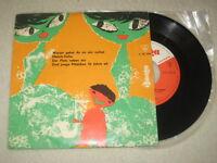 """Volkmar Böhm - Warum gehst du an mir vorbei ...  Vinyl 7"""" EP Amiga 5 50 203"""