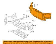 HYUNDAI OEM 09-10 Sonata-Radiator Core Support Bracket Panel 641010A500