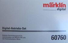 Märklin 60760 Set DIGITAL DE ALTO RENDIMIENTO PARA CONDUCIR # NUEVO EN EMB.