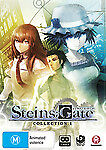 Steins;Gate : Collection 1 : Eps 1-12 (DVD, 2012, 2-Disc Set)-REGION 4-Free post