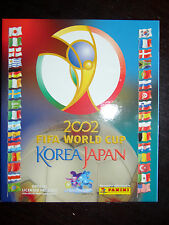 Panini World cup Korea-Japan 2002 reprint full album 100% official