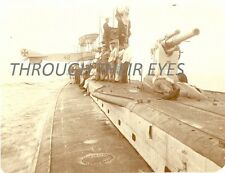 DVD OF RARE  WW1 U-BOAT PHOTO ALBUM U-25 SURFACE ATTACKS ON MERCHANT SHIPPING