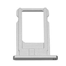 iPhone 5/5S Simkaart houder – Zilver