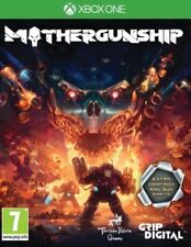 Mothergunship & Extra Campaign And Gun Parts Xbox One * NEW SEALED PAL *