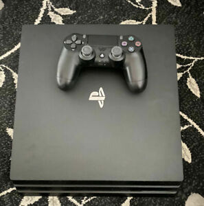 Sony PlayStation 4 Pro 1TB Video Game Console - Jet Black PS4