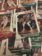 NBA Hoops 2019-2020 Pick Your Cards Base 1-250 Free Shipping COMPLETE YOUR SET!