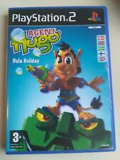 Agent Hugo - Hula Holiday (playstation 2, 2008) PAL