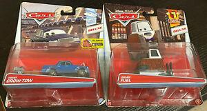 Disney Pixar Cars 2016 Trent Crow-Tow, Brian Fuel