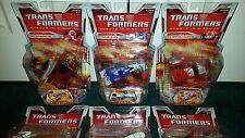 Astrotrain Rodimus Mirage Bumblebee Cliffjumper Grimlock Transformers Classics
