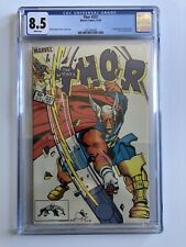 THOR #337 CGC 8.5 White Pages - 1ST Appearance Of BETA RAY BILL!!!