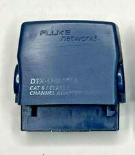 Dtx Cha001a Cat 6 Channel Adapter For Fluke Dtx 1800 Dtx 1200
