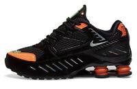 Nike SHOX Enigma SP Black & Hyper Crimpson Limited Edition UK 3 RRP £129.99