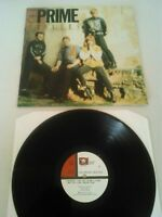THE PRIME MOVERS - EARTH CHURCH LP / RARE UK 1ST PRESS CYANIDE RECORDS CND 003