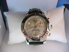 TISSOT PRS 200 CHRONOGRAPH BICOLOR** TOP ZUSTAND & BOX **