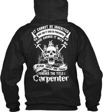 Custom Carpenter - It Cannot Be Inherited Nor Can Ever Gildan Hoodie Sweatshirt