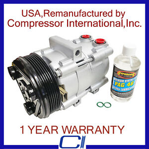 For 1999-2004 Ford F150 A//C Compressor Kit 11449BN 2000 2001 2002 2003