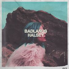 Halsey - Badlands - Deluxe CD with 5 Bonus Tracks - NEW & SEALED (SENT SAME DAY)
