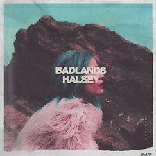 Halsey - Badlands - Deluxe CD with 5 Bonus Tracks - NEW & SEALED 2015