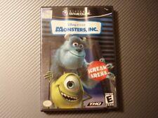 Monsters, Inc.: Scream Arena (Nintendo GameCube, 2002)  USED
