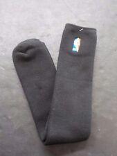 NEW! NBA Logoman Black Large Mens Socks! Free Sipping!