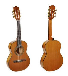 Salvador Cortez CC-08-PA, 1/4-Größe, Zeder / Agathis, Kindergitarre