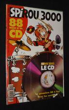 Spirou (n°3000, 11 octobre 1995, avec le CD)