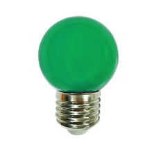 lámpara LED Gotas Bola 2W = 25W E27 Cristal Guirnalda de luces Jardín de cerveza