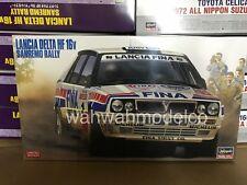 Hasegawa 20343 1/24 Lancia Delta HF 16v Sanremo Rally