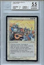 MTG Arabian Nights Jihad BGS 5.5 Card Magic 9.5 centering 7067
