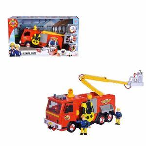 Camion giocattolo Ultimate Jupiter Sam il Pompiere, luci e suoni, età 3+