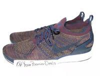 Seguro semiconductor considerado  Nike Air Zoom Mariah Flyknit Racer Bordeaux Blue Multicolor Size 13 for  sale online | eBay