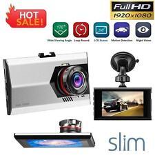 New 3'' Full HD 1080P Car DVR Dash Camera G-sensor Vehicle Video Cam Recorder s