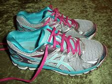 Women's Asics Gel Surveyor running shoes sneakers size 8