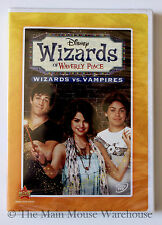 Disney Wizards of Waverly Place Wizards vs. Vampires Special Halloween Episodes