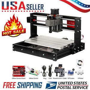 CNC 3018 PRO DIY Router Mini Engraving Machine Engraver GRBL & Offline Control