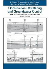 INTERNATIONAL EDITION Construction Dewatering and Groundwater Control