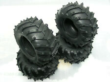 Tamiya 58618 Monster Beetle Monster Pin Spike Tires 2PAIRS Mud Blaster Blackfoot