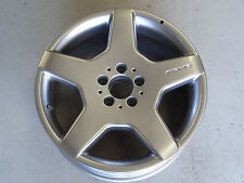 GENUINE Mercedes W220 AMG Wheel 18x8.5inch A2204013602 B66031240 CL W215 S CLASS