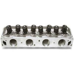 Edelbrock Cylinder Head Assy 60679; Performer RPM 292cc 75cc for Ford 429/460