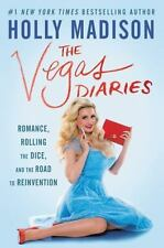 THE VEGAS DIARIES - MADISON, HOLLY - NEW HARDCOVER BOOK