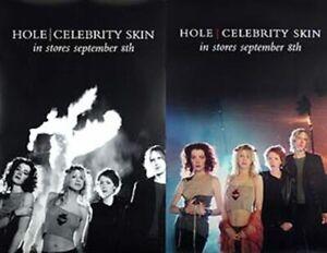 Hole   Celebrity Skin Original Music Poster
