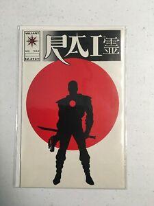 Rai #0 Valiant Comics 1992