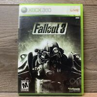 Fallout 3 — No Manual (Xbox 360, 2008)