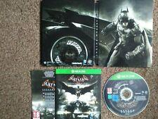 Batman Arkham Knight Steelbook Edición Especial Xbox One Inc Wayne Tec Dlc